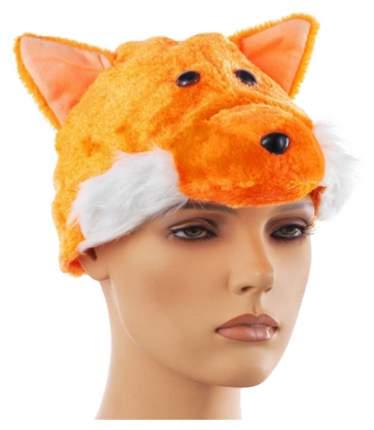 Карнавальный костюм Snowmen Новогодняя шапочка лисы