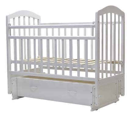 Кровать Топотушки Лира-7 белая
