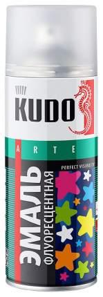 Автомобильная краска KUDO оранжево-красный KU1206