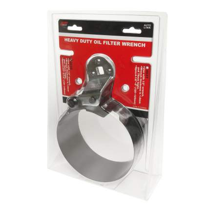 Ключ для снятия масляного фильтра JTC JTC-4638  ленточный усиленный