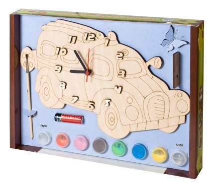 Роспись предметов Нескучные игры Машинка