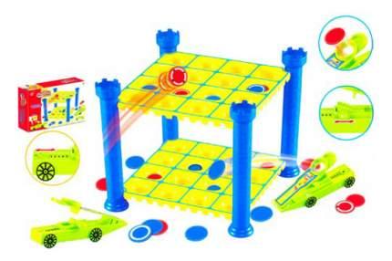 Семейная настольная игра DiHong Plastic Захват башни