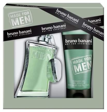 Парфюмерные наборы Bruno Banani Made for Men 30 мл