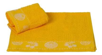 Банное полотенце Hobby Home Textile желтый