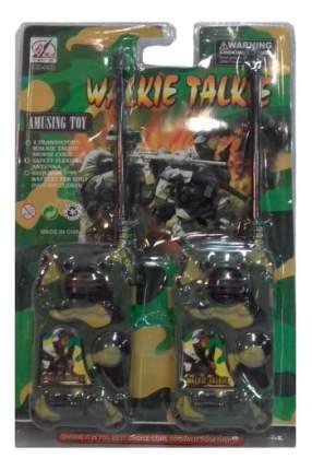 Набор из 2 раций Walkie Talkie темный хаки Shenzhen Toys Б33817