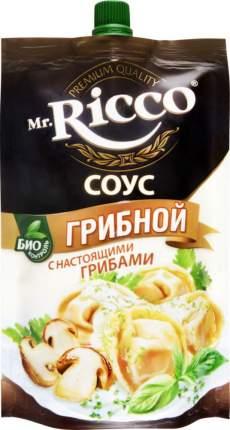 Соус Mr.Ricco грибной 210 г