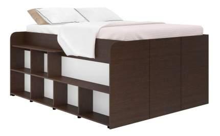 Кровать TWIST UP левосторонняя венге