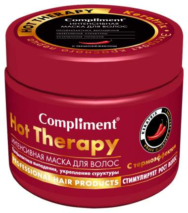 Маска для волос Compliment Hot Therapy 500 мл