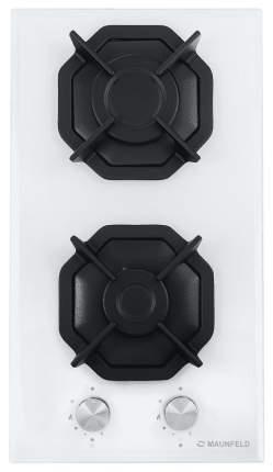 Встраиваемая варочная панель газовая MAUNFELD EGHG.32.2CW/G White