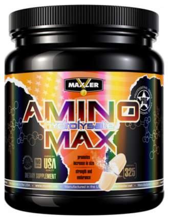 Аминокислотный комплекс Maxler Amino Max Hydrolysate 325 табл. нейтральный
