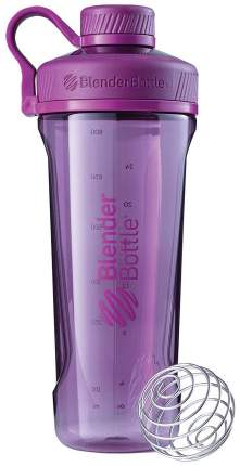 Шейкер Blender Bottle Radian Tritan Full Color 1 кам. 946 мл сливовый