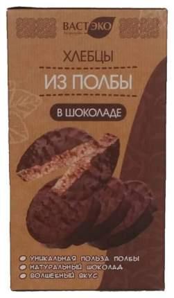 Хлебцы из полбы Вастэко в шоколаде 125 г