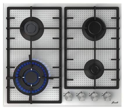 Встраиваемая варочная панель газовая Fornelli PGT 60 ARDORE White