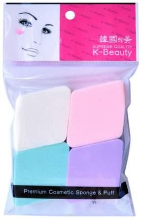 Спонжи для макияжа K-Beauty Ромб