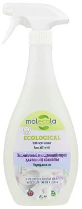 Очищающий спрей для ванной комнаты Molecola изумрудный лес экологичный 500 мл