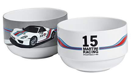 Набор из двух чаш Porsche WAP0500700F Martini Racing