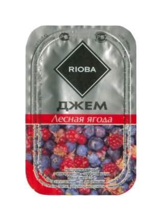 Джем Rioba лесная ягода 20 порций по 20 г