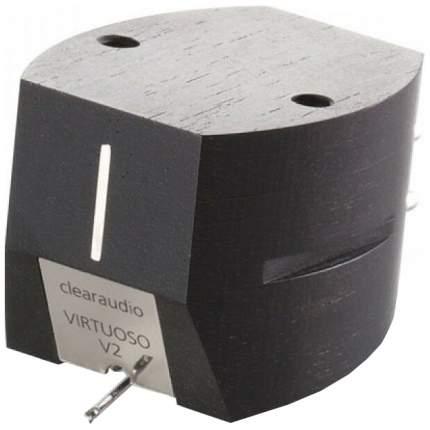 Головка звукоснимателя Clearaudio Virtuoso V2 (MM)