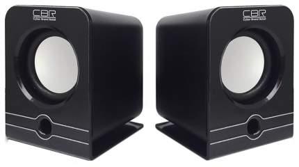 Колонки компьютерные CBR CMS 303 Black 3,0 W*2, USB
