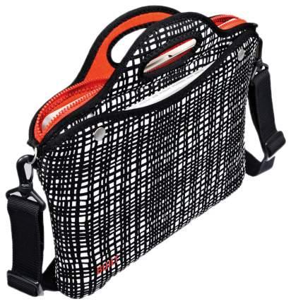 """Сумка для ноутбука 13"""" Built Neoprene Messenger Bag City Grid"""
