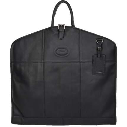Портплед Ashwood Leather 8145 Black