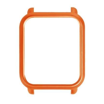 Рамка Mijobs PC чехол защиты оболочки для Amazfit Bip Orange