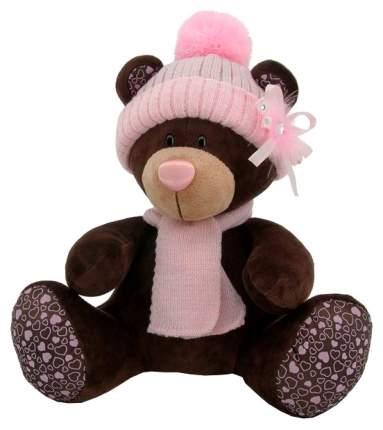 Мягкая игрушка Milk в розовой шапке, 30 см Orange