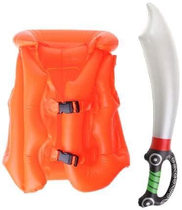 Надувной жилет, надувная игрушка для игр в воде На абордаж! Sima-Land