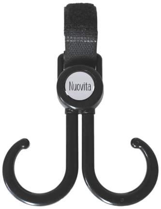 Двойной крючок для коляски Nuovita Doppio gancio