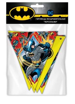 Гирлянда поздравительная ND Play Персонажи Batman
