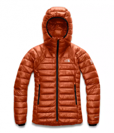 Куртка женская The North Face Summit L3 Down Hood, picante red, XS INT