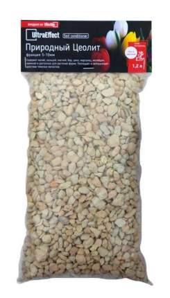 Цеолит природный почвоулучшитель UltraEffect EcoLine фр. 5-10мм 12 л