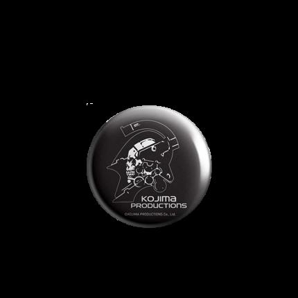 Значок с логотипом компании Kojima Productions
