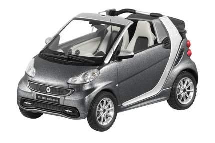 Модель Smart Fortwo Cabrio B66960170 Scale 1:43 Silver-Grey Metallic