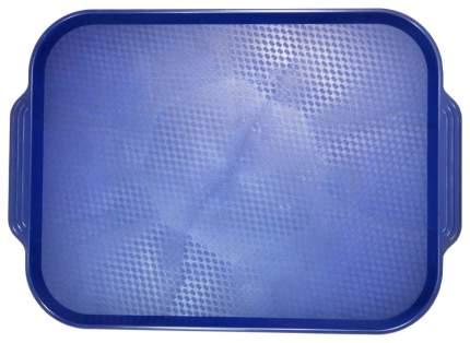 Поднос Horeca для фаст-фуда 45х35,5см Синий