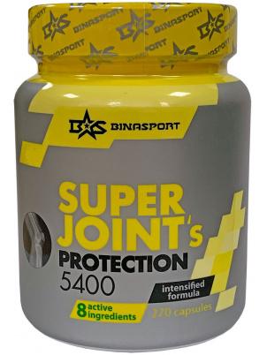 Хондропротектор (Хондроитин, глюкозамин) в капс. Binasport SJP 5400 270 капс. по 600 мг