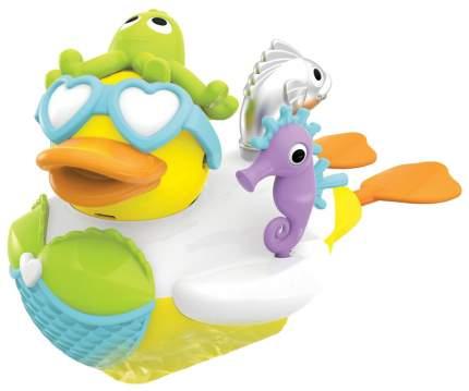 Интерактивная игрушка для купания Yookidoo Водная Утка-Русалка Арт. 40171