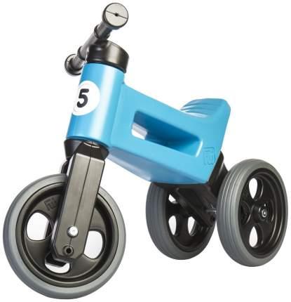 "Беговел ""Funny Wheels Rider Sport"" (цвет: голубой)"