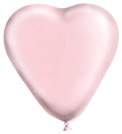 """Воздушные шары """"Сердце. Пастель"""", цвет слоновой кости, 100 штук, 31 см"""