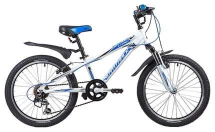 """Велосипед Novatrack """"Lumen"""" (цвет: белый, 20"""")"""