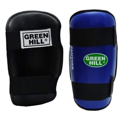Защита голени Green Hill SPP-2124, M, Для разного уровня, искусственная кожа