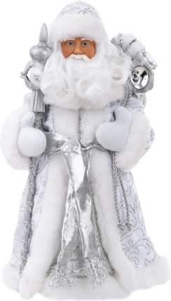 Новогодняя фигурка Феникс-Презент Дед Мороз в серебряном костюме