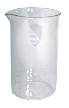 Tima Запасная колба для френч-пресса 800мл, боросиликатное стекло