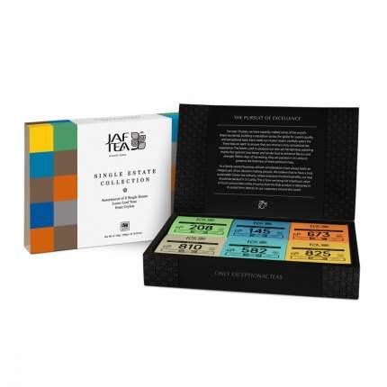 Чай Jaf Tea Single Estate Collection черный ассорти 6 видов по 30 г