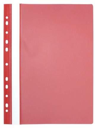 Папка-скоросшиватель Durable С европланкой А4 Красная