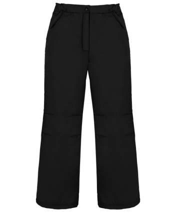 Штаны теплые Радуга Дети для девочки 75854-ДЗ17, цвет черный р.128