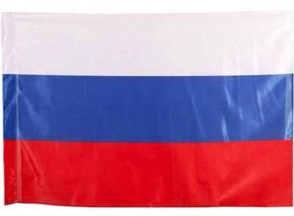 Флаг Россия белый/красный/синий