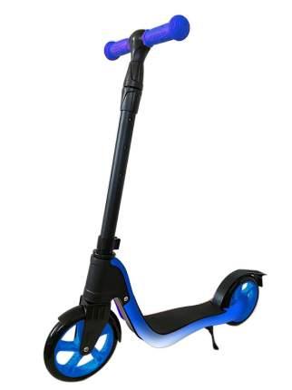 Самокат Funny Scoo Wave-180 MS-110 голубой