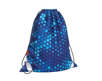 Мешок для обуви ErichKrause 365x440мм Blue Camo