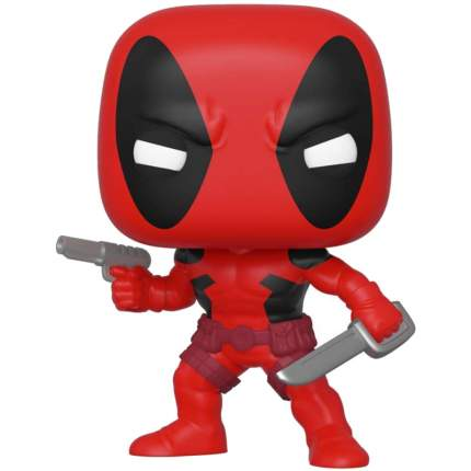 Фигурка-головотряс Funko POP! Bobble Marvel: Deadpool